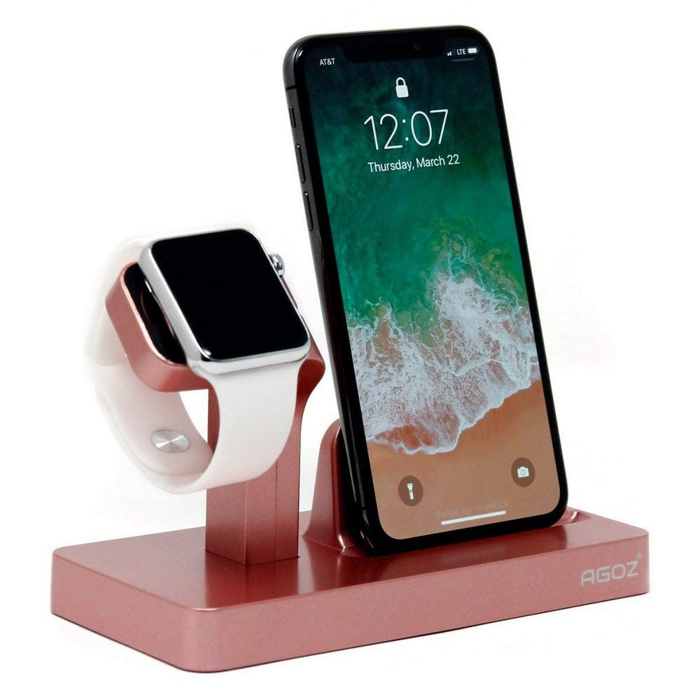 Charging Dock Stand Station Charger Holder For Apple